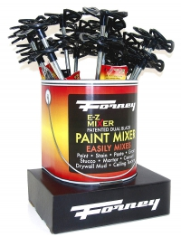 Paint Can - What we like about this project: A unique container that relates to the product promoted. Your distributors will love placing your products front and center with a great promotional container.