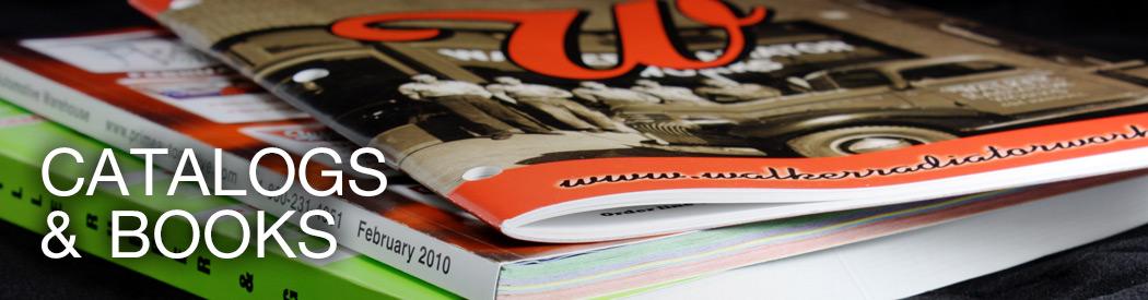 Catalogs & Books